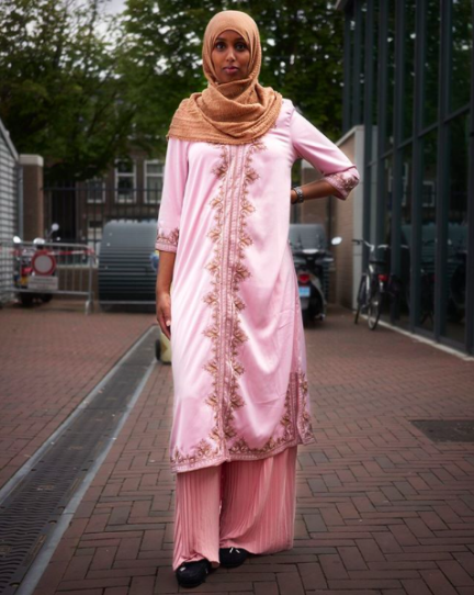 Kaftan Street Fashion